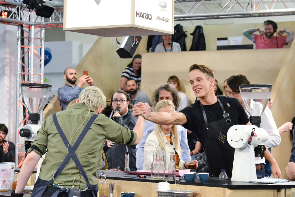 London Coffee Festival: the Overview.