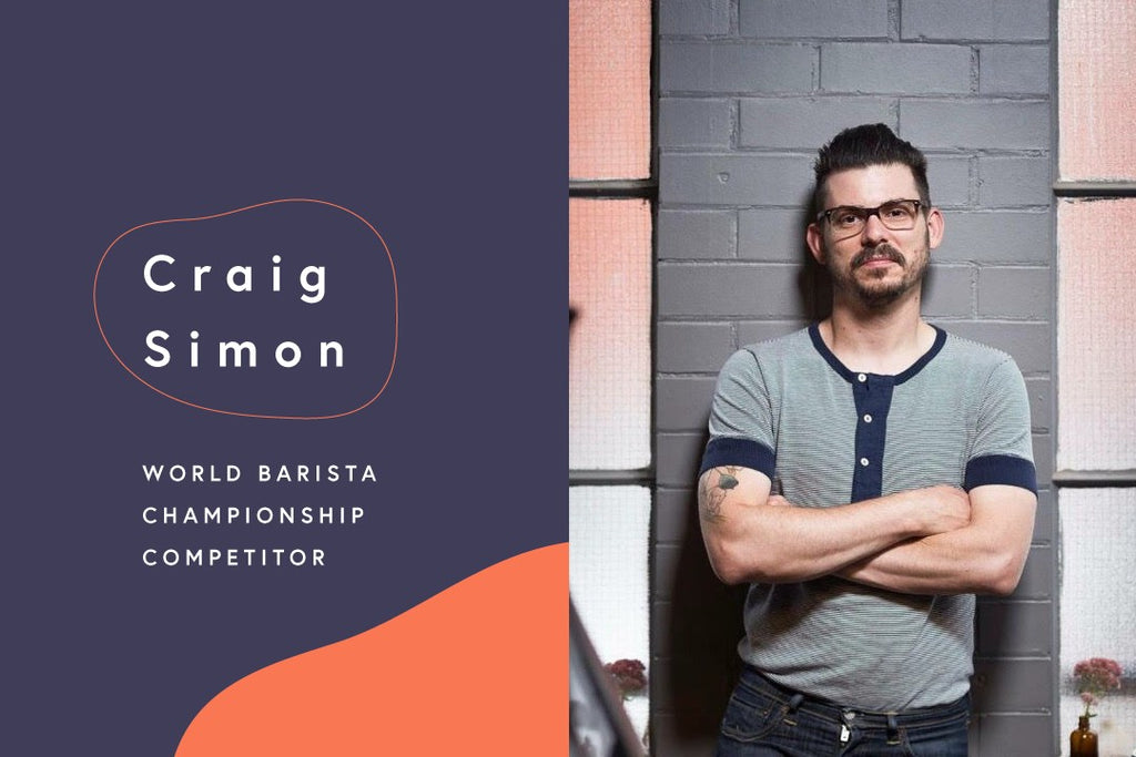 The Road to the World Barista Championships: Craig Simon