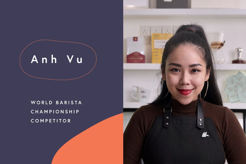 The Road to the World Barista Championships: Anh Vu