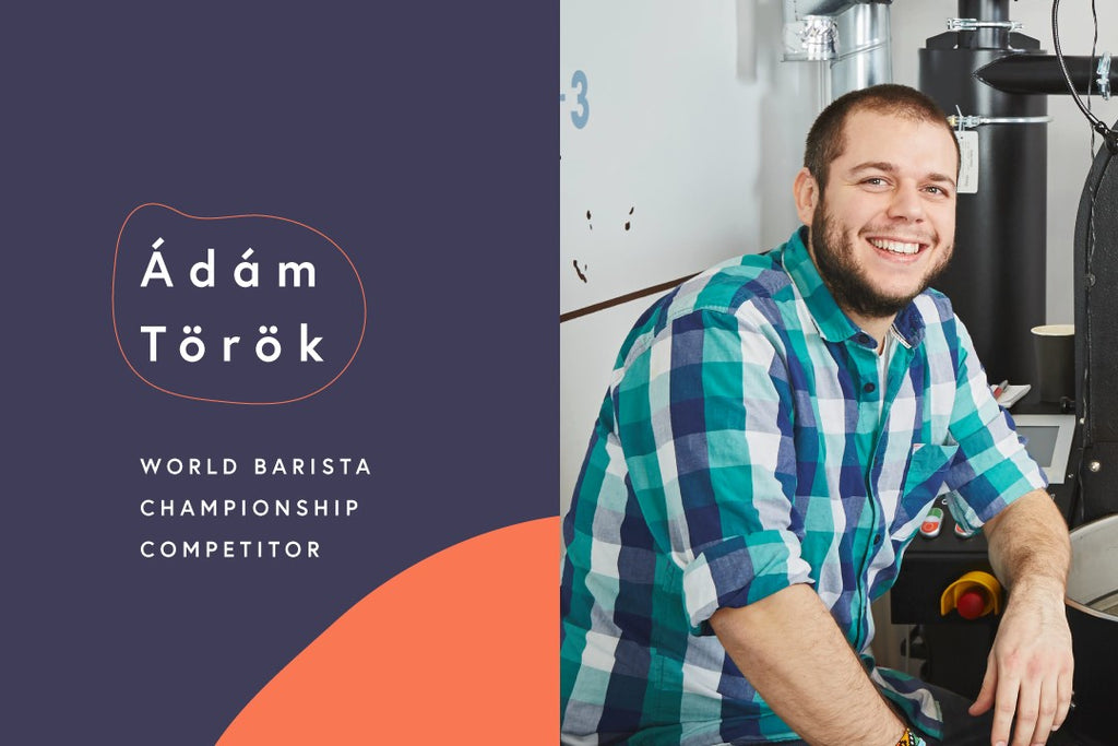 The Road to the World Barista Championships: Ádám Török