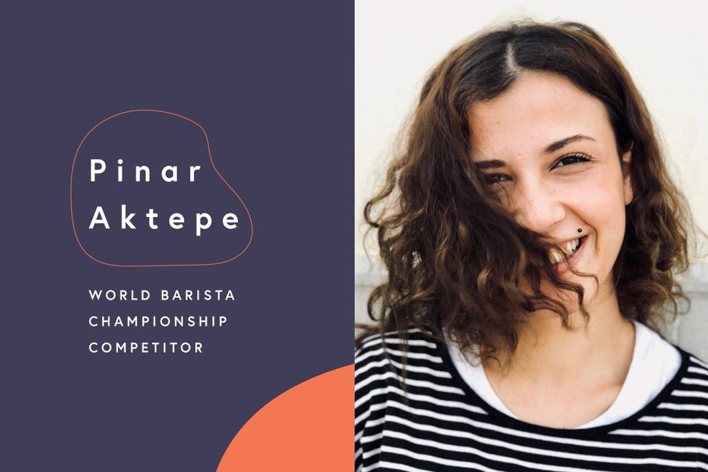 The Road to the World Barista Championships: Pinar Aktepe