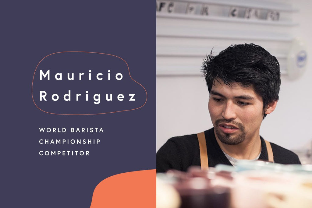 The Road to the World Barista Championships: Mauricio Rodriguez