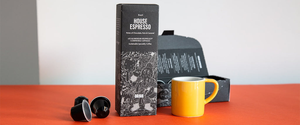 Inside the Best Coffee Pod Box - Origin Coffee Roasters