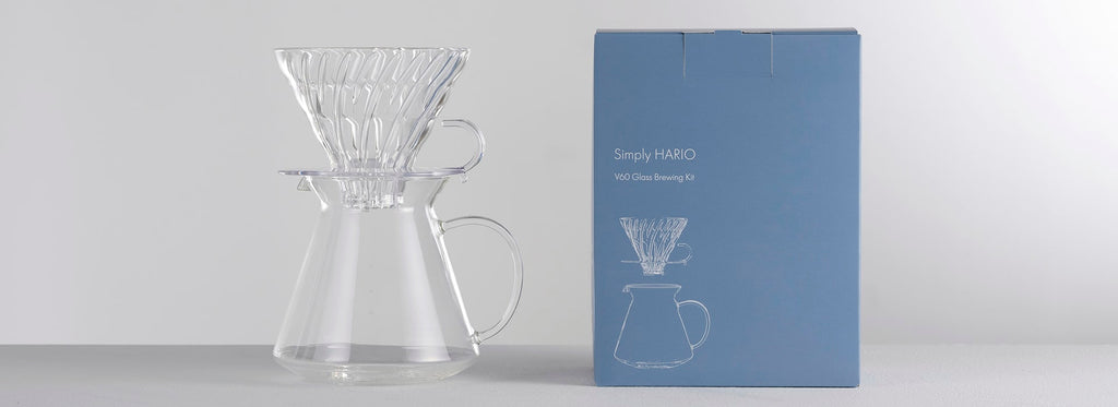 Simply Hario - V60 Glass Brewing Kit Review