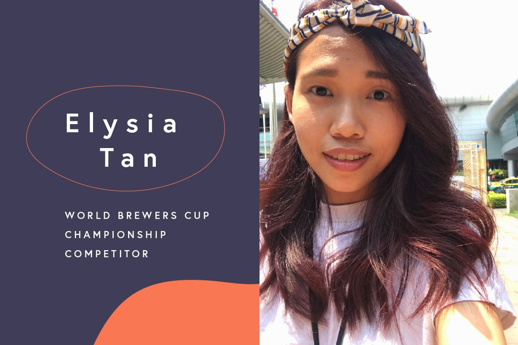 Brewers Cup 2019 - Elysia Tan