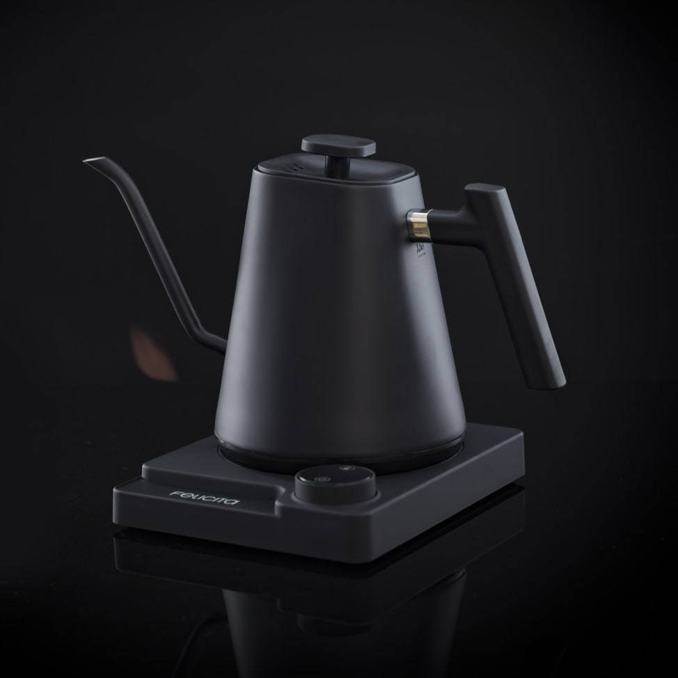 Felicita Temperature Control Square Kettle