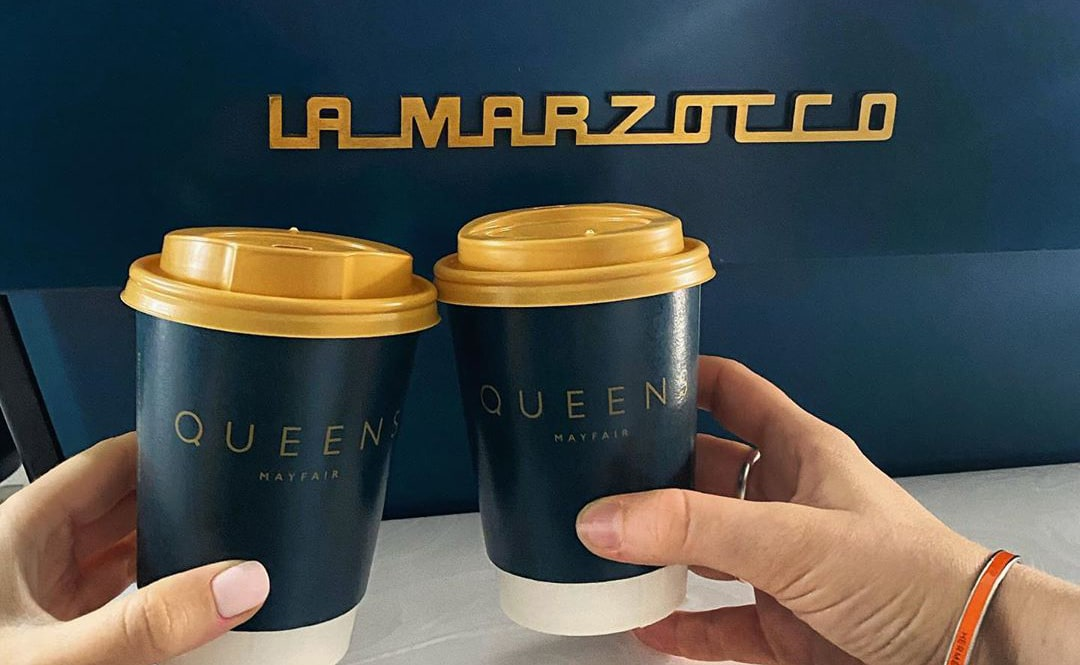 Queens of Mayfair - Difference Coffee - La Marzoco
