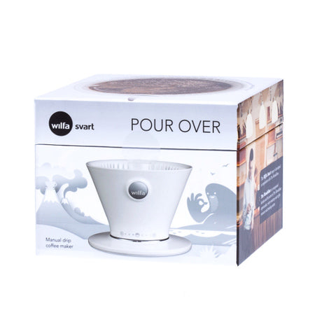 Wilfa Svart Pour Over Smart Dripper - White