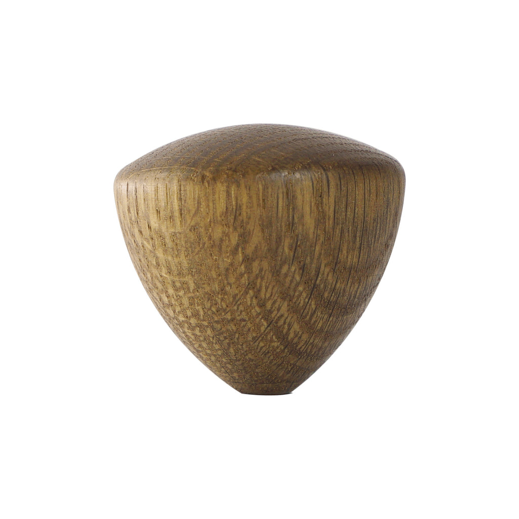 Comandante Standard Knob (Smoked Natural Oak)