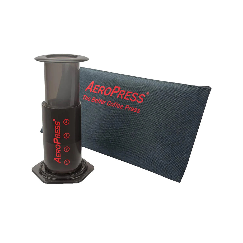Aeropress Coffee Maker + Tote Bag