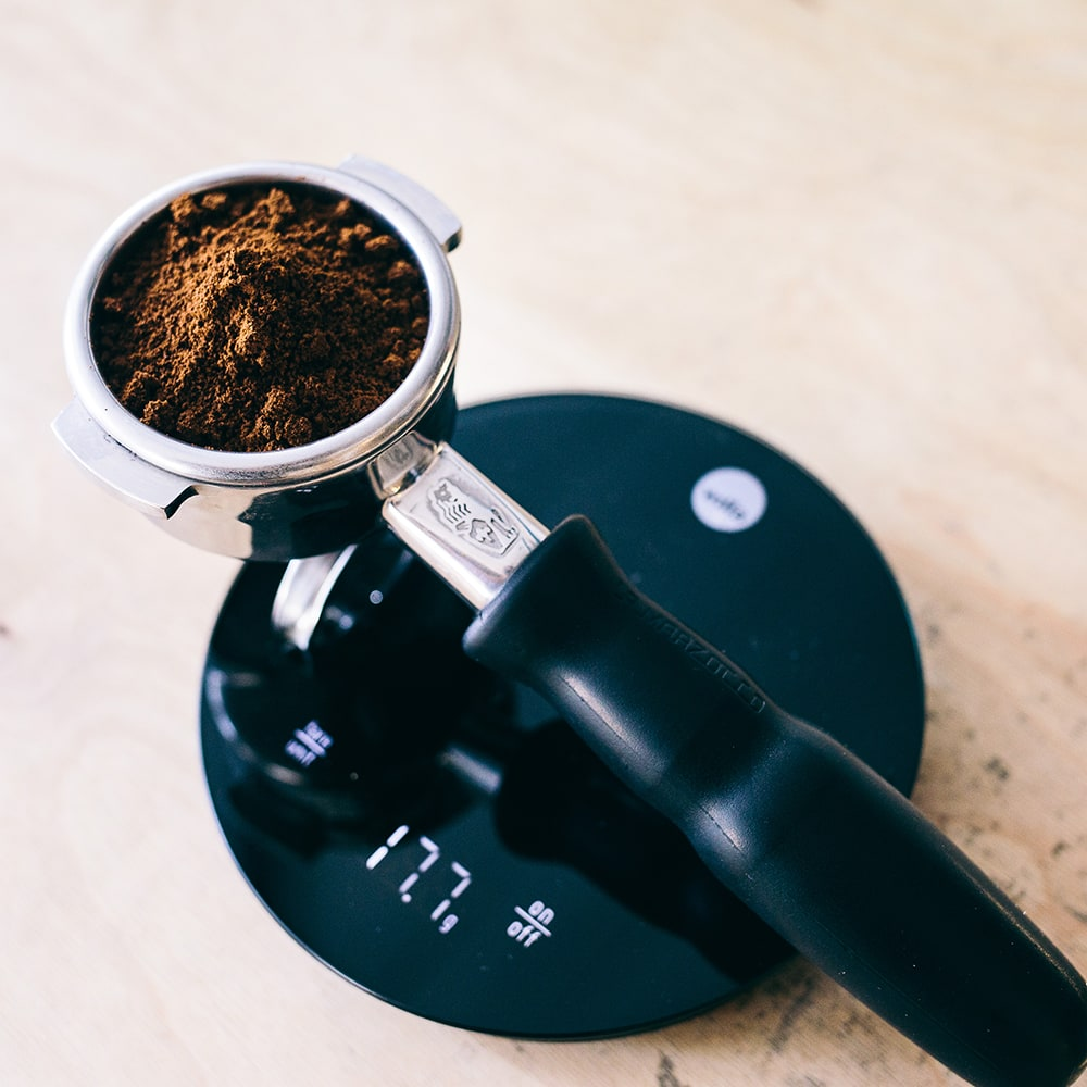 Wilfa Uniform+ Coffee Grinder + scale included - grind to espresso