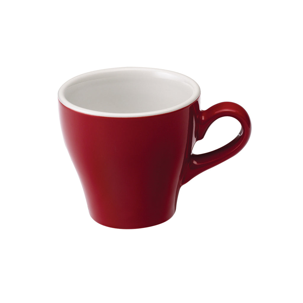 Loveramics Tulip Cappuccino Cup (Red) 180ml