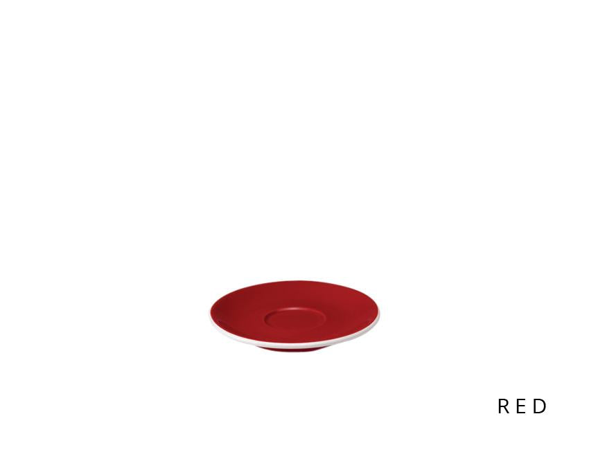 Loveramics Tulip Espresso Saucer - Red