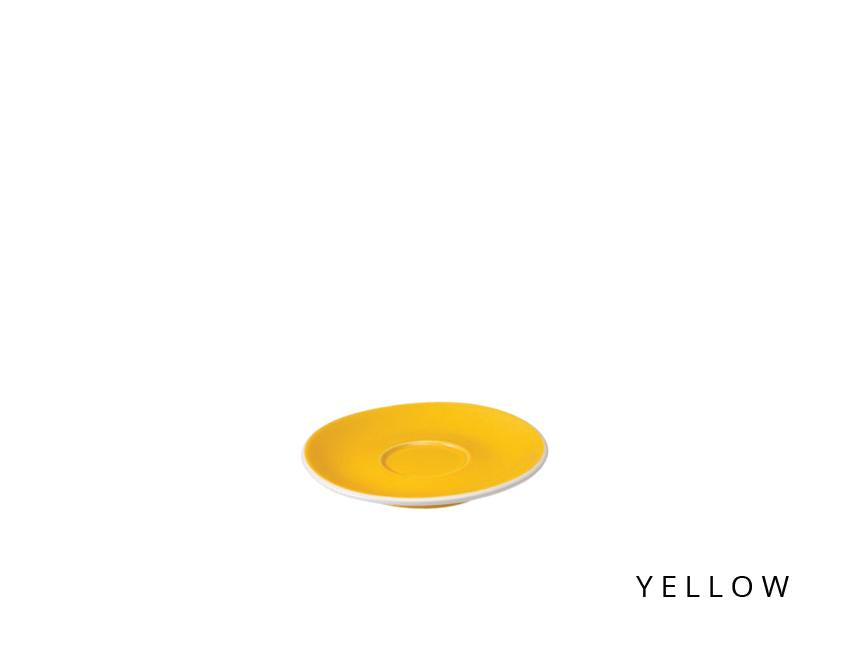 Loveramics Tulip Espresso Saucer - Yellow