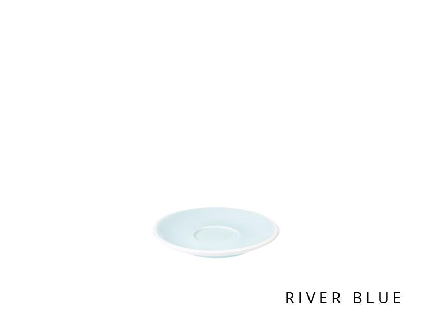 Loveramics Tulip Espresso Saucer - River Blue