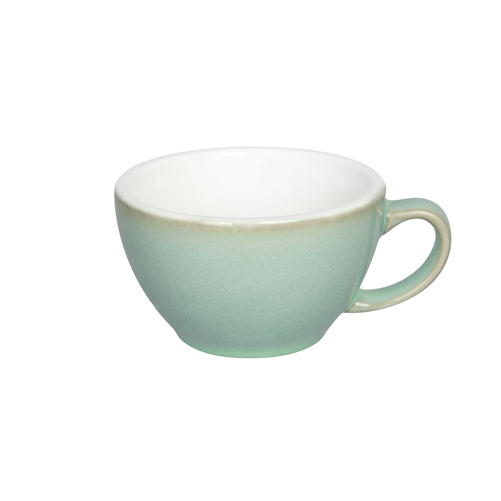 Loveramics Reactive Glaze Potters Café Latte Cup (Basil) 300ml