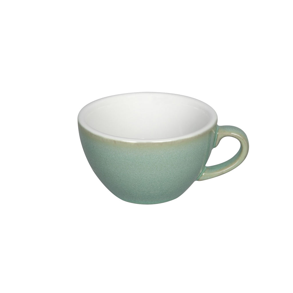 Loveramics Reactive Glaze Potters Cappuccino Cup (Basil) 200ml