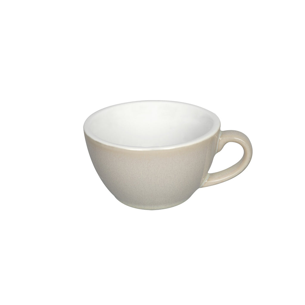 Loveramics Reactive Glaze Potters Flat White Coffee Cup (Ivory) 150ml