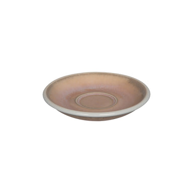 Loveramics Reactive Glaze Potters Espresso Saucer (Rose) 11.5cm