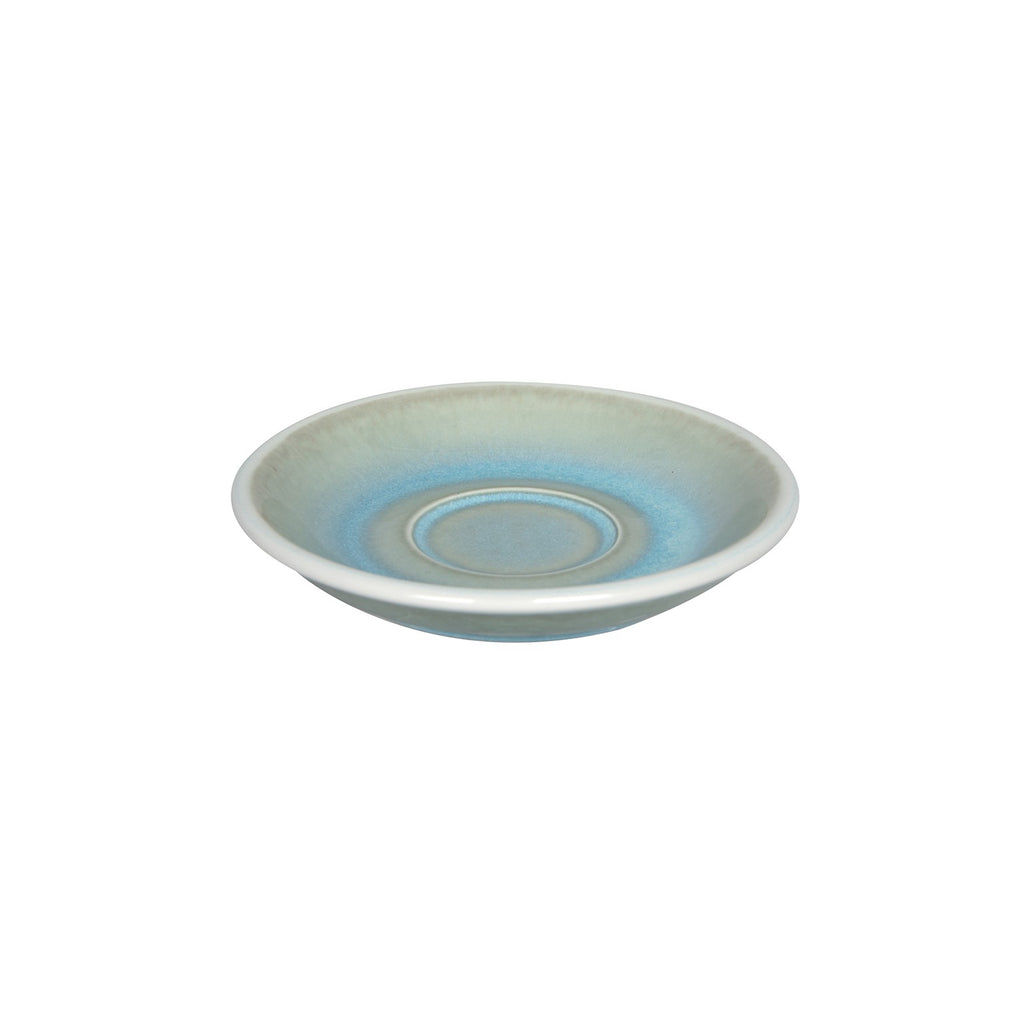 Loveramics Reactive Glaze Potters Espresso Saucer (Ice Blue) 11.5cm