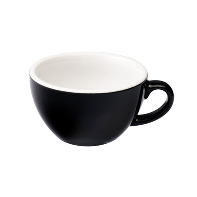 Loveramics Egg Cappuccino Cup (Black) 200ml