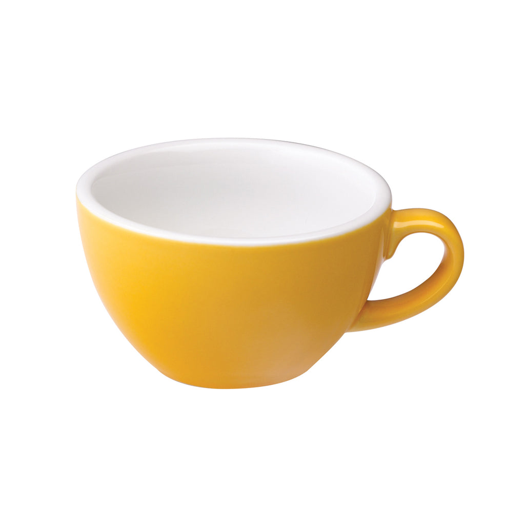 Loveramics Egg Cappuccino Cup (Yellow) 200ml