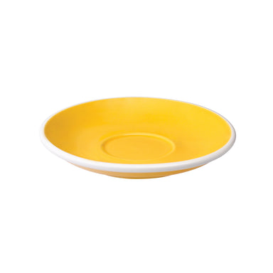 Loveramics Egg Cappuccino / Flat White Saucer (Yellow) 14.5cm
