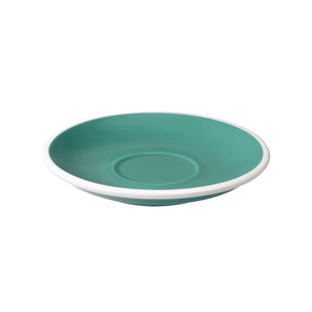 Loveramics Egg Cappuccino / Flat White Saucer (Teal) 14.5cm