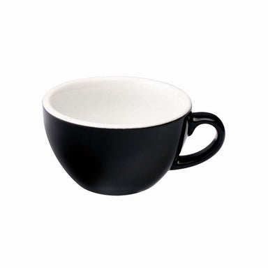Loveramics Egg Flat White Cup (Black) 150ml