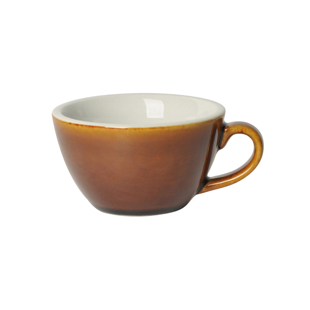 Loveramics Egg Flat White Cup (Caramel) 150ml