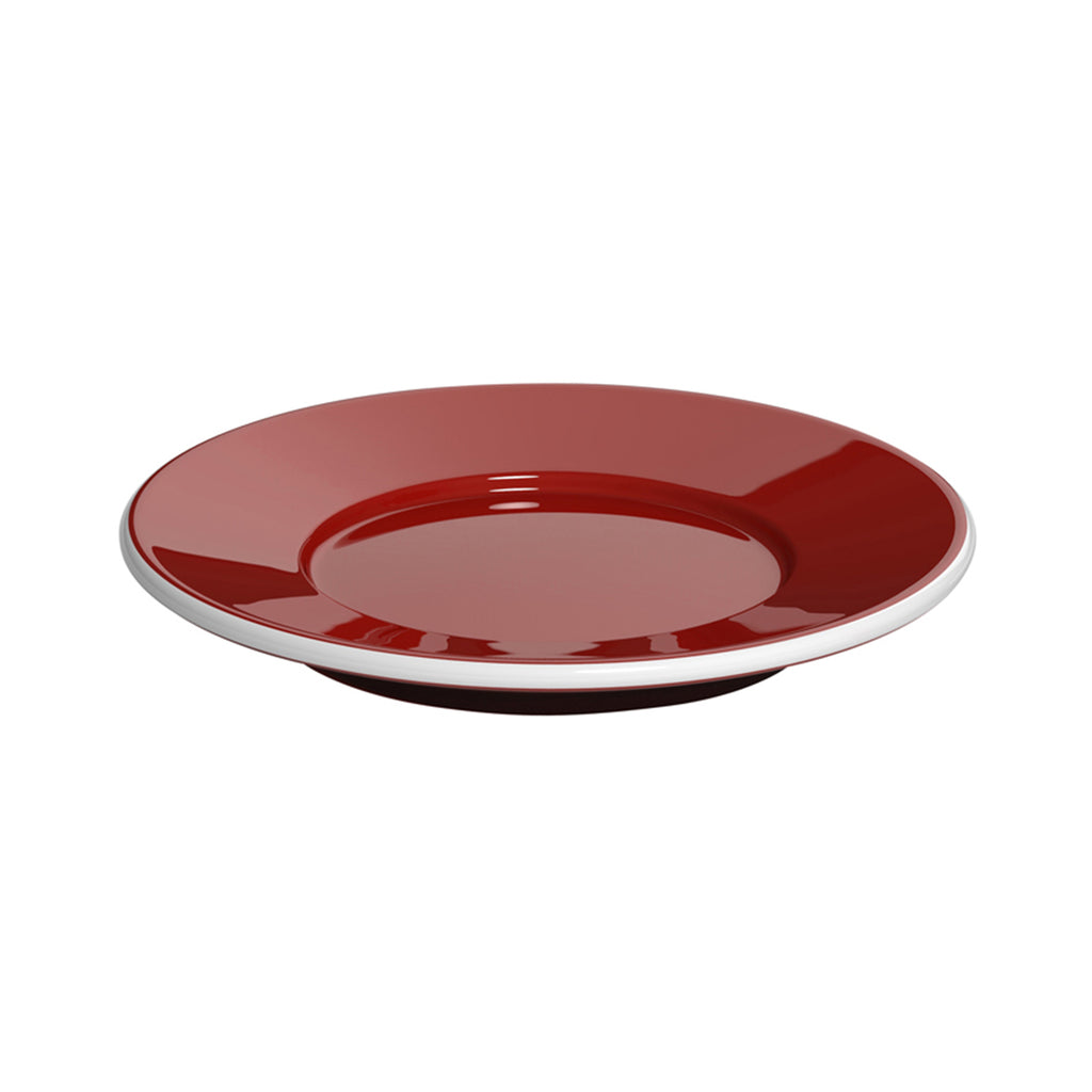 Loveramics Bond Cappuccino Saucer (Red) 14cm