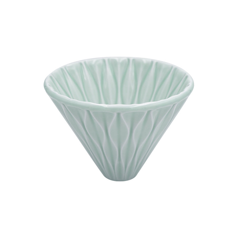 Loveramics Brewers Coffee Dripper Smooth (Celadon Green)