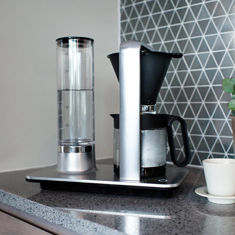 Wilfa Precision Aluminium Coffee Maker / Brewer