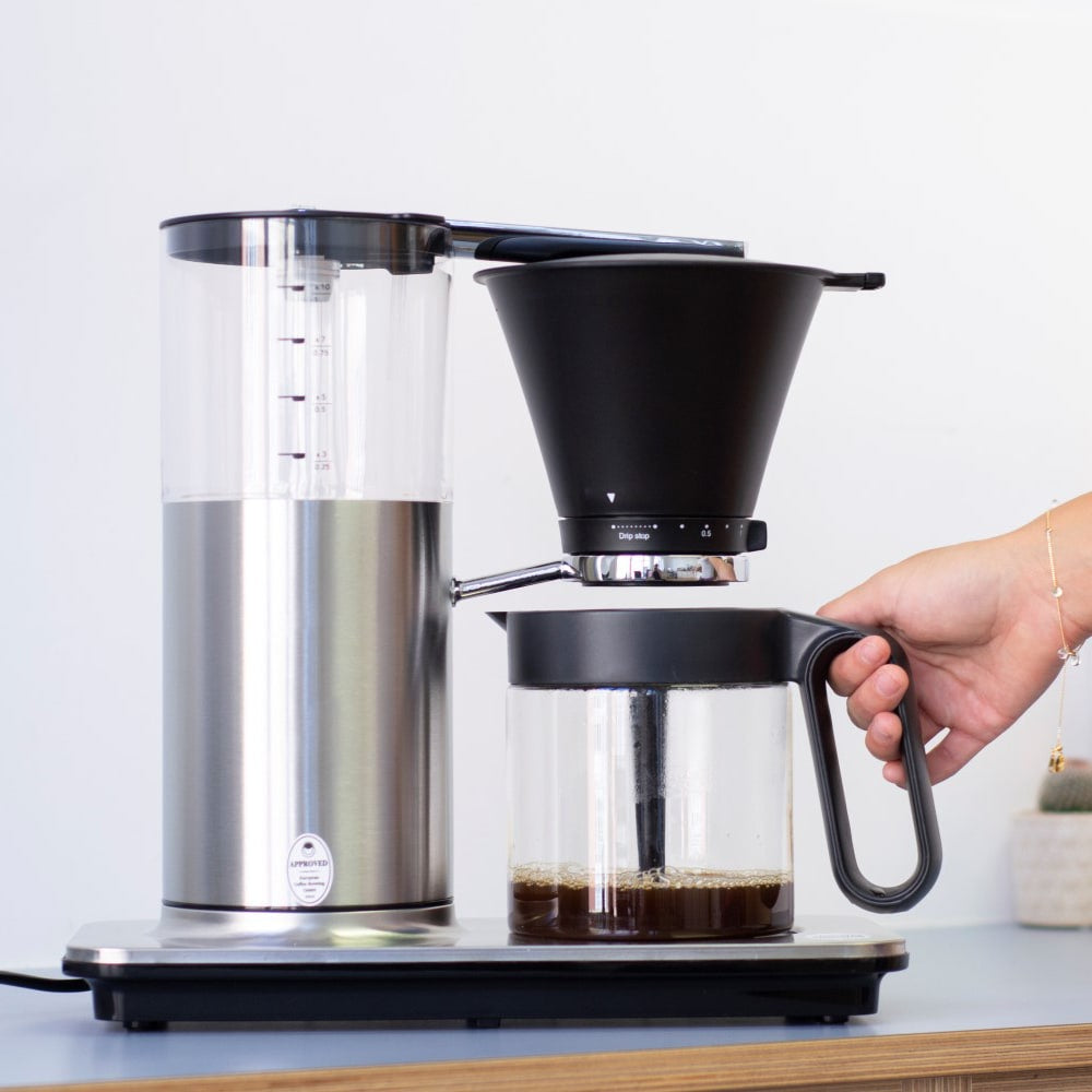 Wilfa Classic+ Coffee Maker - Silver