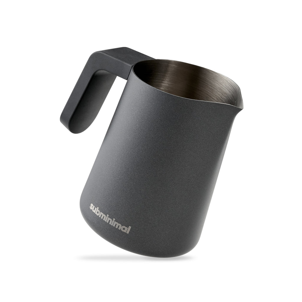 Subminimal FlowTip Milk Jug 450ml (Black)