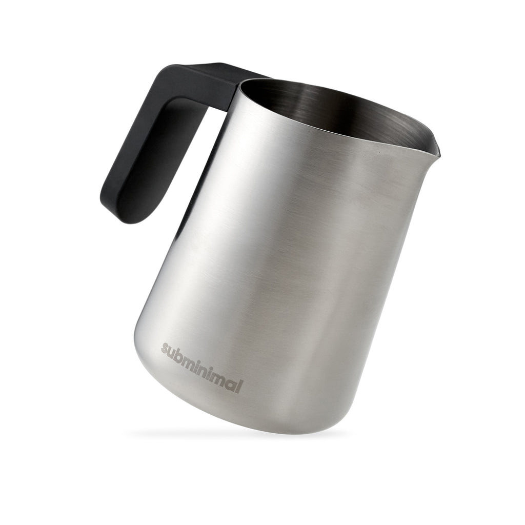 Subminimal FlowTip Milk Jug 450ml (Stainless)