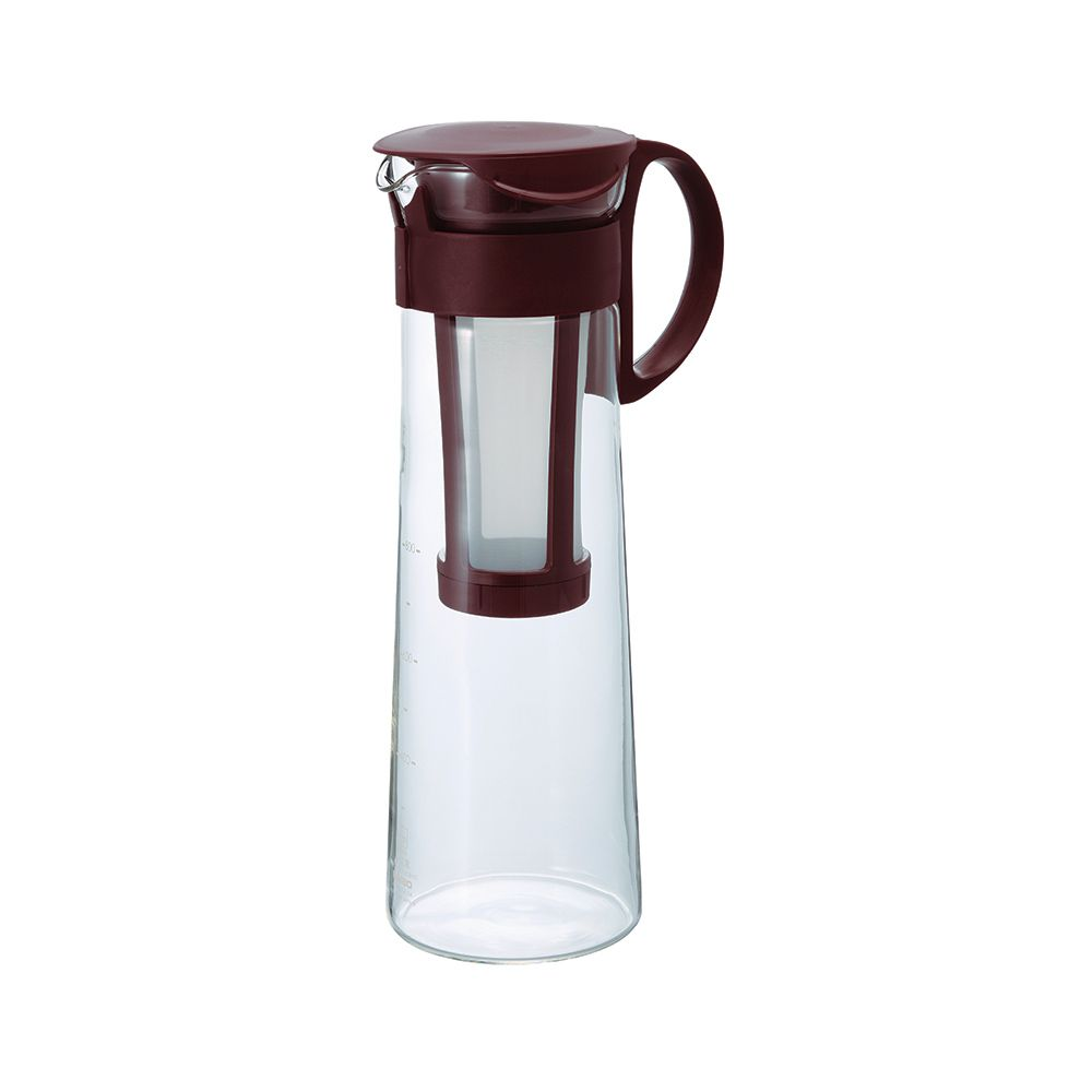 Hario Mizudashi Cold Brew Coffee Maker (Brown) - 1L