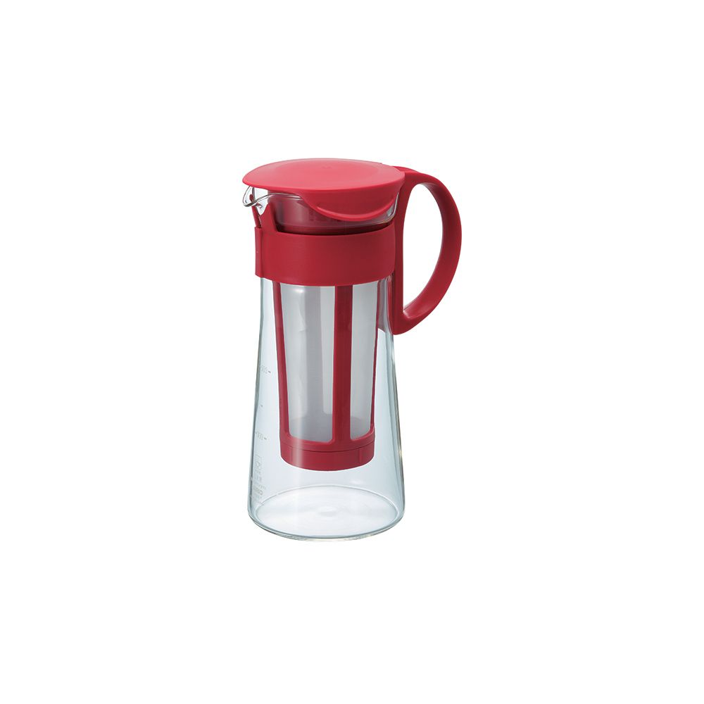 Hario Mizudashi Cold Brew Coffee Maker (Red) - 600ml