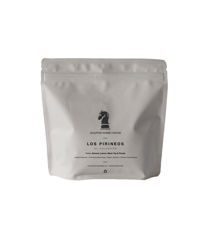 Quarter Horse Coffee - El Salvador - Los Pirineos - Filter - Coffee Beans - 250g