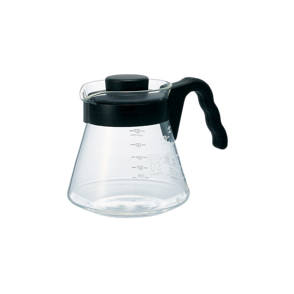 Hario V60 Glass Coffee Server Size 02 (700ml)