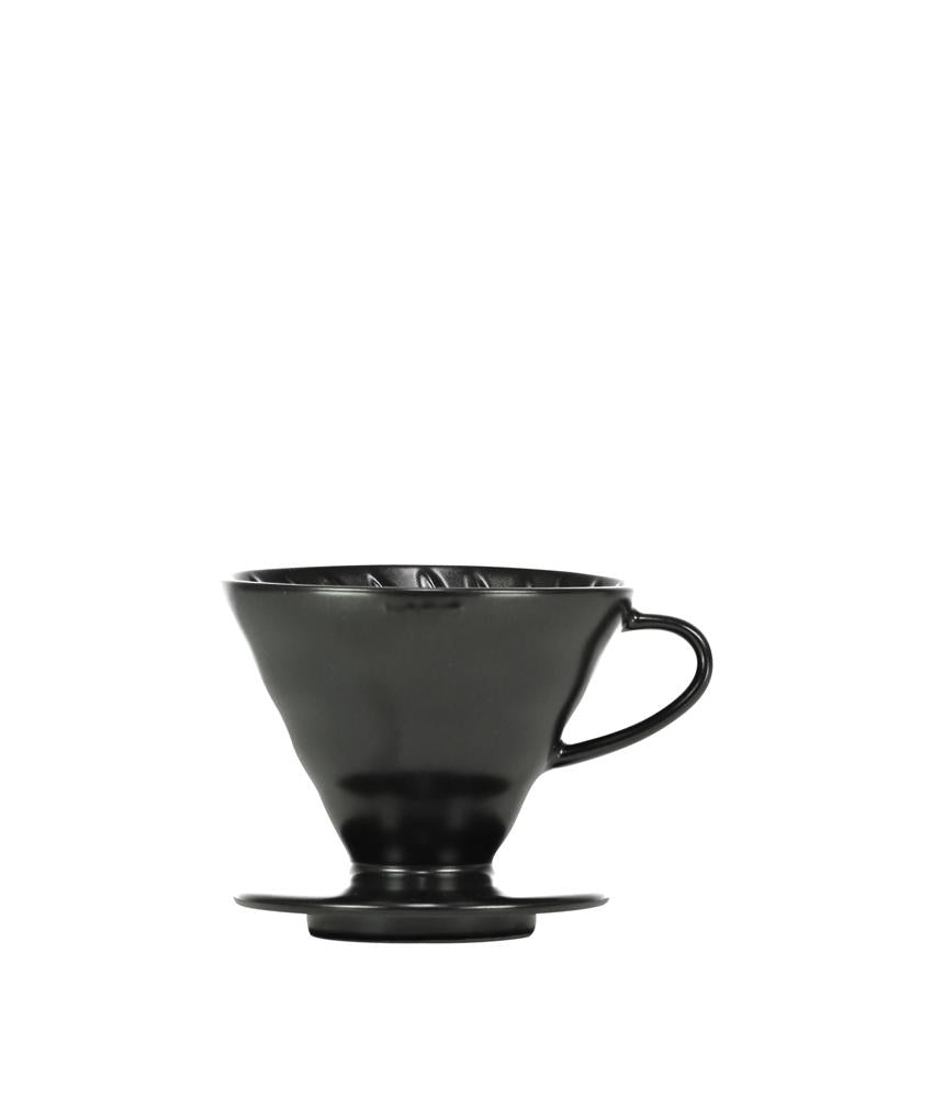 V60 Ceramic Dripper 02 - Matt Black