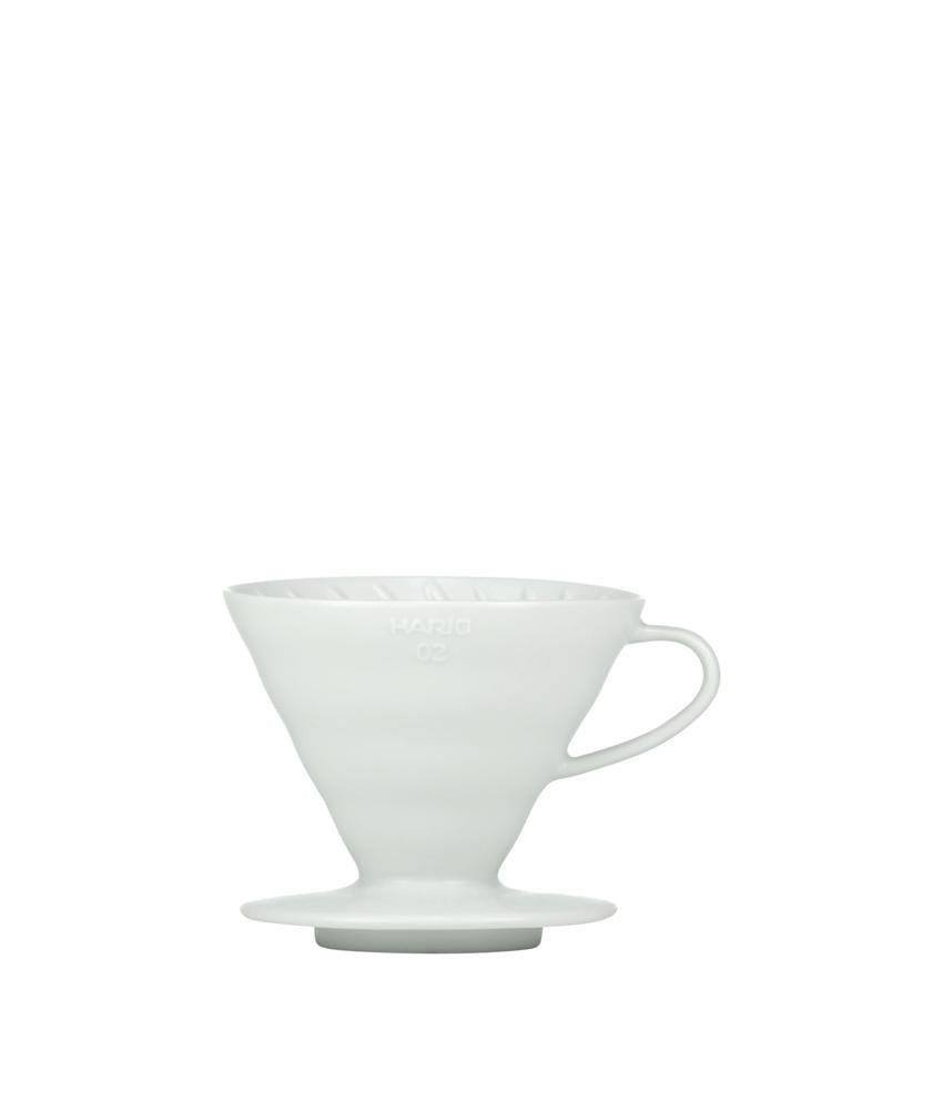 V60 Ceramic Dripper 02 - Matt White