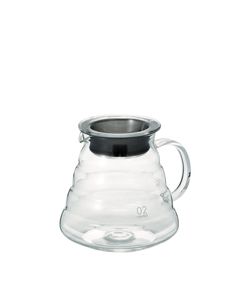 Hario V60 Glass Range Server Clear 600ml
