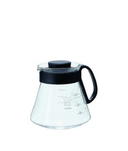 Load image into Gallery viewer, Hario V60 Glass Range Server 02 600ml