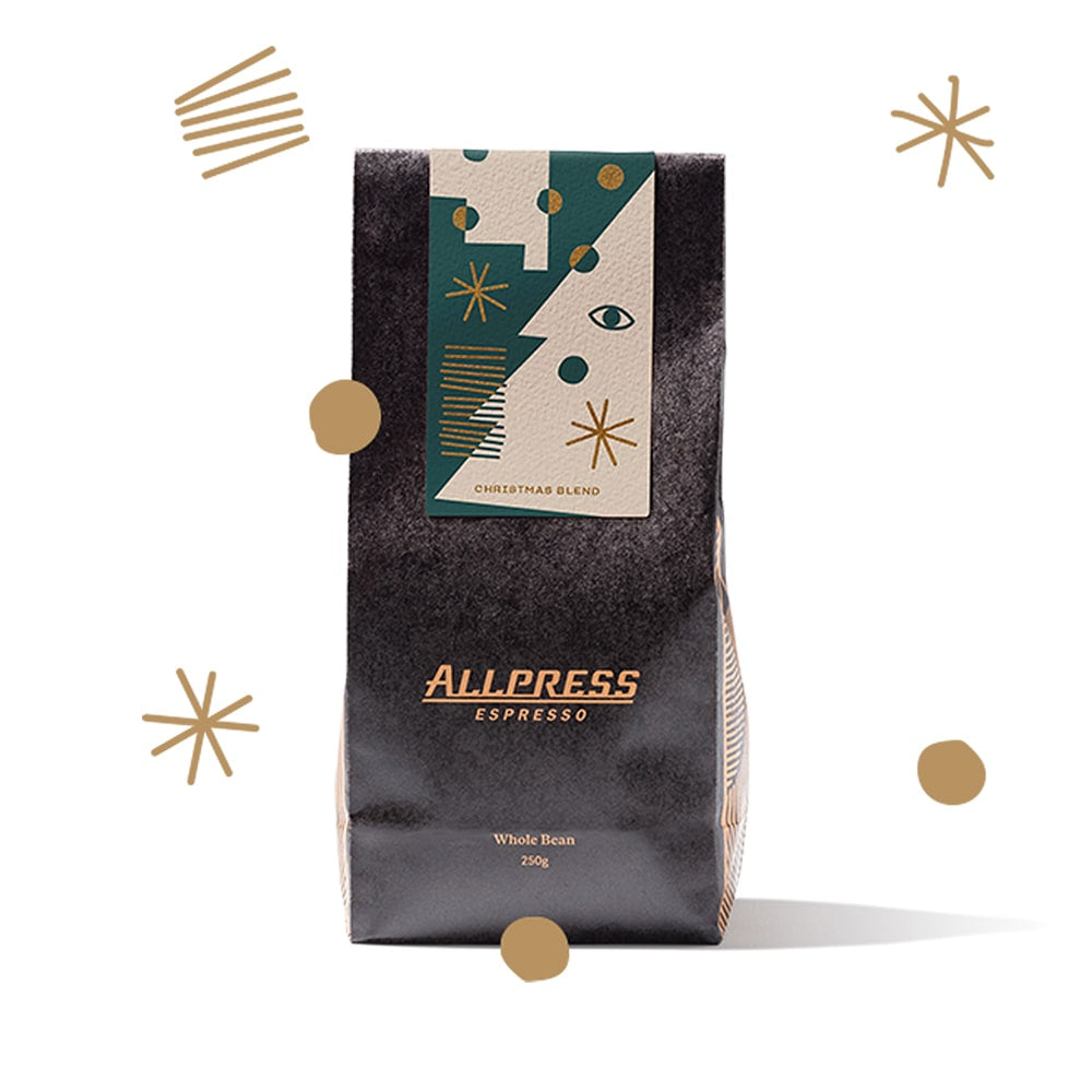 Allpress Espresso - Christmas Blend - Coffee Beans - 250g
