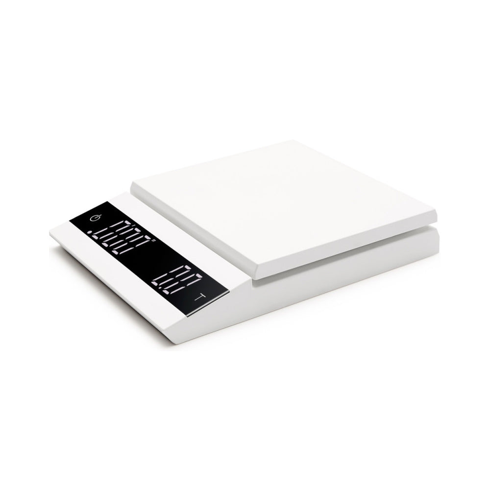 Felicita Parallel Coffee Scale - White