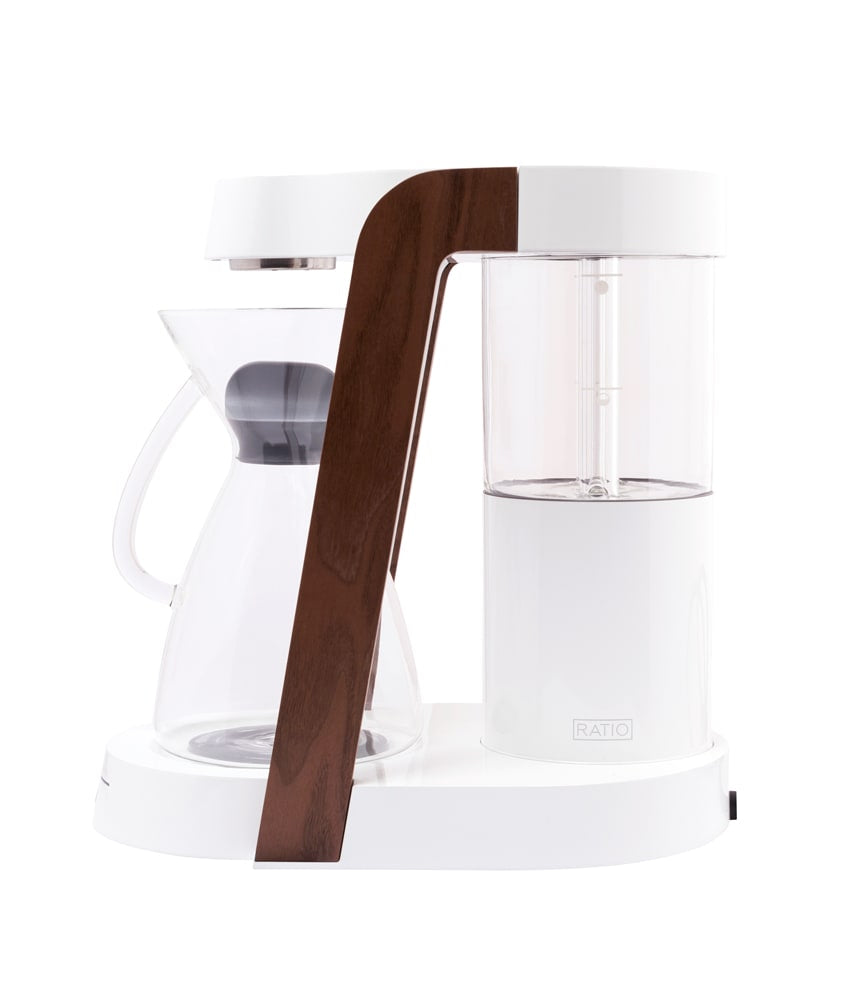 Ratio Eight Coffee Maker - White