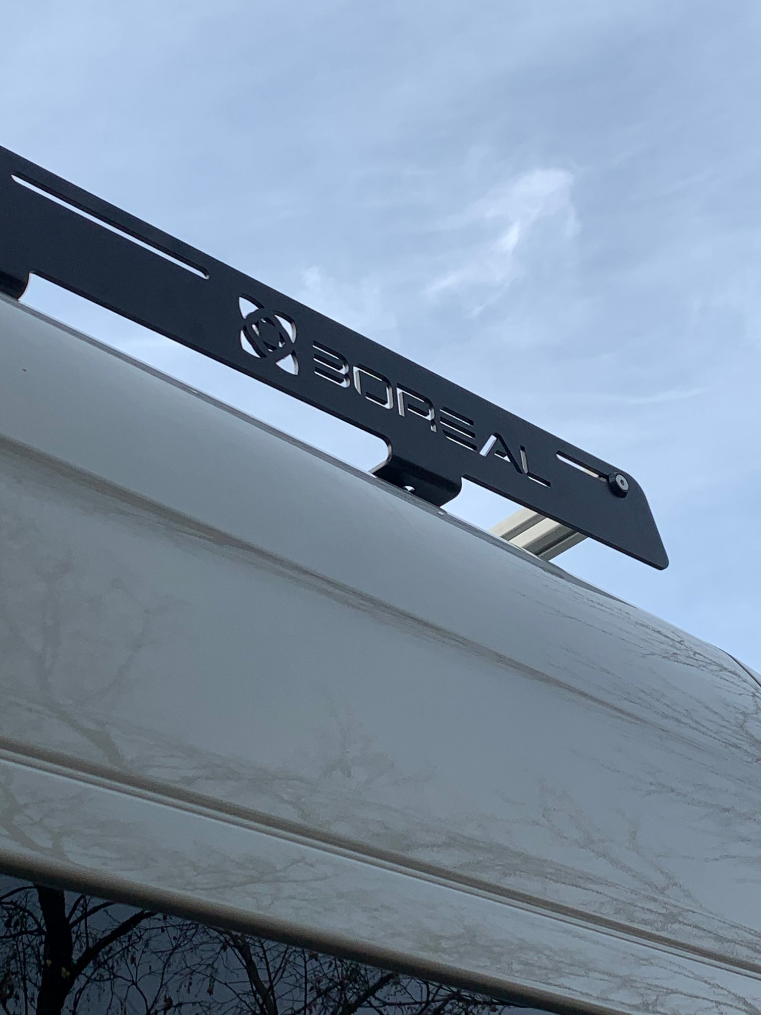 Mercedes Sprinter 170WB EXT Configurable Roof Rack