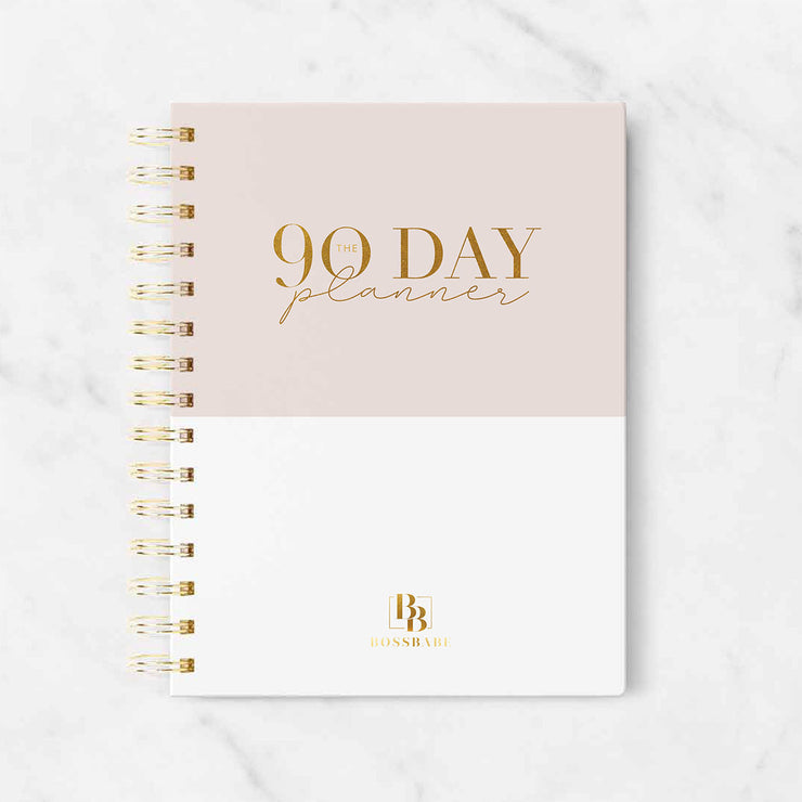 The 90 Day Planner