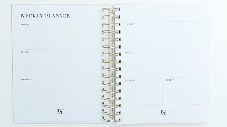 The 90 Day Planner Annual Bundle